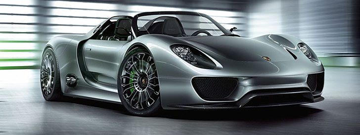 porsche 918 spyder concept yenra. Black Bedroom Furniture Sets. Home Design Ideas