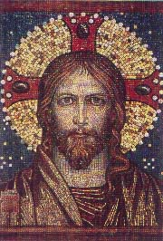 Mosaic of Christ