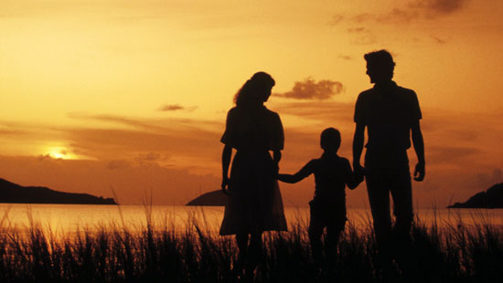christian family: