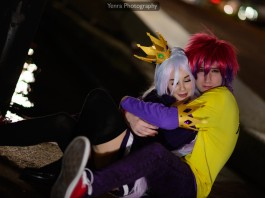 No Game No Life cosplays