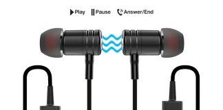 Alloy Advanced Magnetic Wireless Earphones