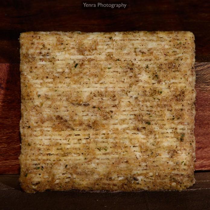 Cranberry Sage Triscuit cracker