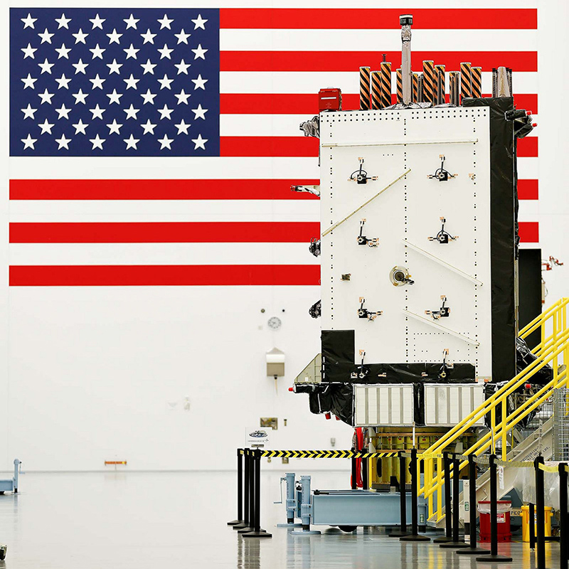 GPS III Satellite Available for Launch
