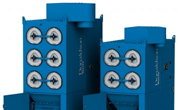 Industrial Dust and Fume Collector