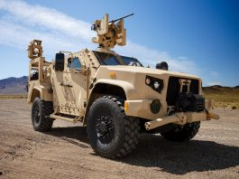 JLTV Joint Light Tactical Vehicle