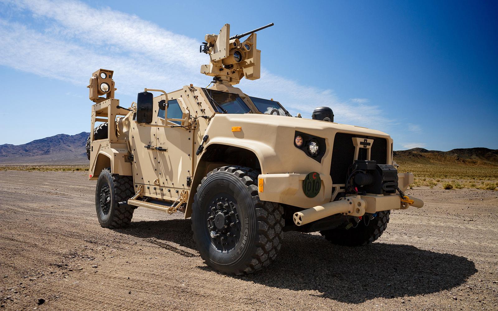 JLTV Joint Light Tactical Vehicle - Yenra