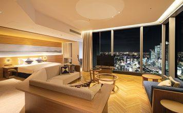 Nagoya Prince Hotel Sky Tower Panoramic View