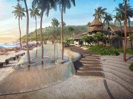 Ritz-Carlton Koh Samui Island in Thailand