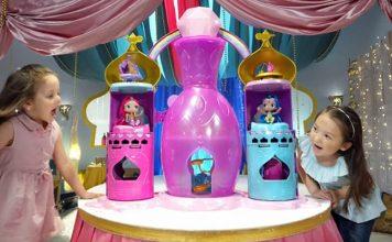 Shimmer Shine Light-Up Genie Palace