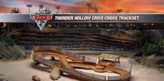 Thunder Hollow Criss-Cross Trackset