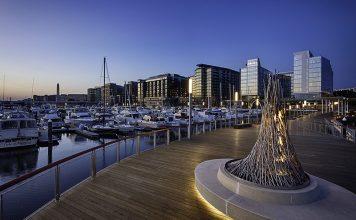 Washington DC Wharf