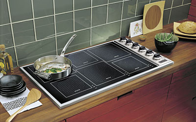 Cooktop. Viking Makes Electric Cooking More Efficient ...