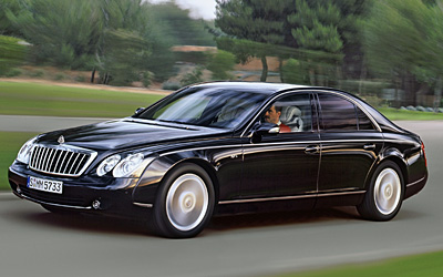 A new high-performance Maybach 57 S debuted at the Geneva Motor Show. The new 57 S model builds on the successful Maybach platform, making the world's