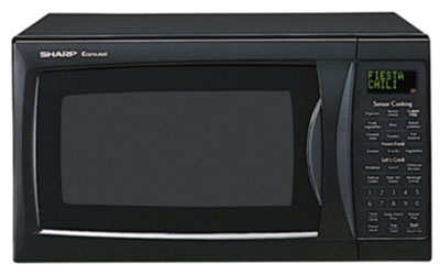 Sharp Electronics Corporation The Market Leader In U S Microwave Oven Combines Advanced Easy To Use Technology With High Style And E Saving