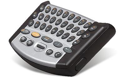 pda thumb keyboard