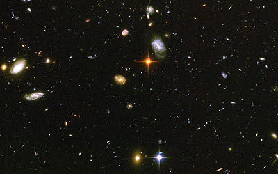 distant galaxies we can see - photo #2