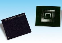 64-Layer 3D Flash Memory