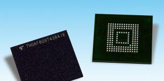 64-Layer 3D Flash Memory