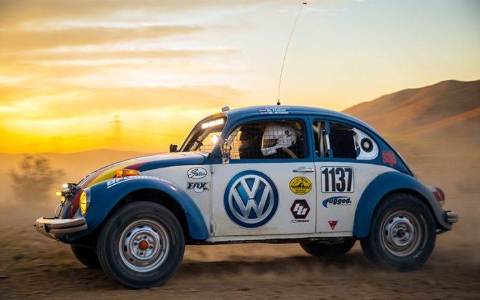 Baja Desert Racing 50th