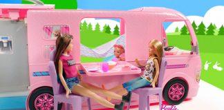 Barbie Dream Camper Set