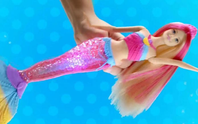 Barbie Rainbow Lights Mermaid