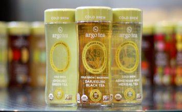Cold Brew Single Estate Bottled Tea