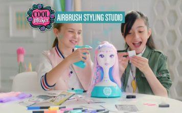 Cool Maker Airbrush Styling Studio