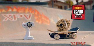 Extreme Performance RC Skateboard