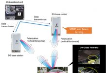 Fast Moving Vehicle 5G Communication