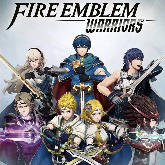 Fire Emblem Warriors Launches October 20, 2017