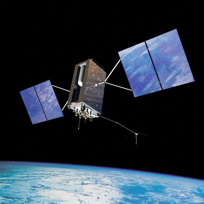 GPS III Satellite Launch