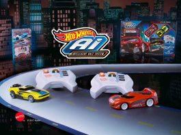 Hot Wheels AI, Street Racing Edition