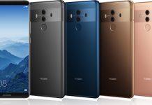Huawei Mate AI Processor Smartphones