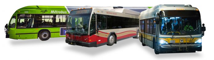 Hybrid Electric Drive Buses