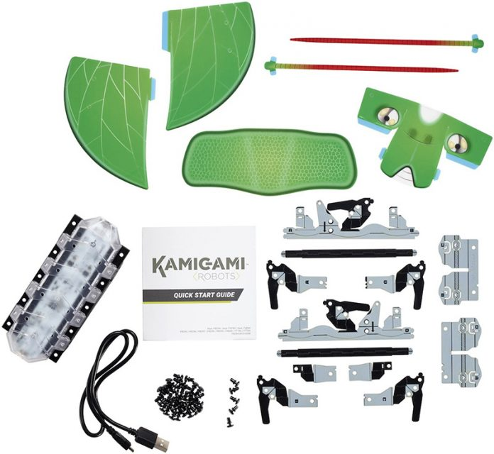 Kamigami Robot Engineering Set