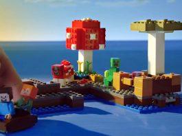 Lego Minecraft Ocean Monument