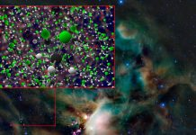 Organic Compound Methyl Chloride Found in Interstellar Space