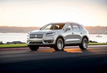 Lincoln Nautilus Midsize Luxury SUV