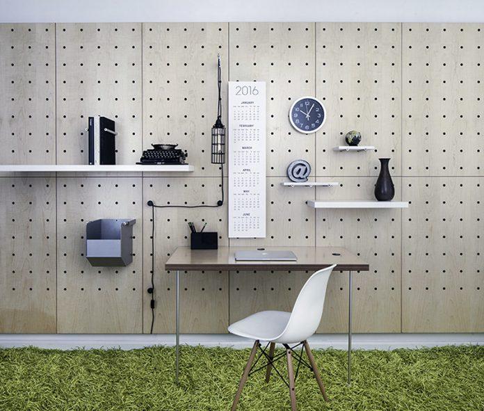 Multifunctional Wall Panel