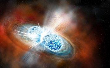 Neutron Stars Merging