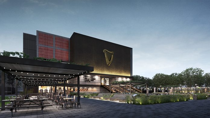New Guinness Brewery Baltimore