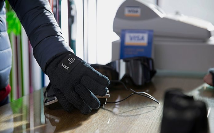 Payment-Enabled Wearables: Glove