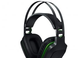 Razer Electra V2 Gaming Headset Virtual Surround Sound, Aluminum Headband