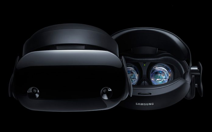 Samsung HMD Odyssey Immersive Windows Mixed Reality Headset