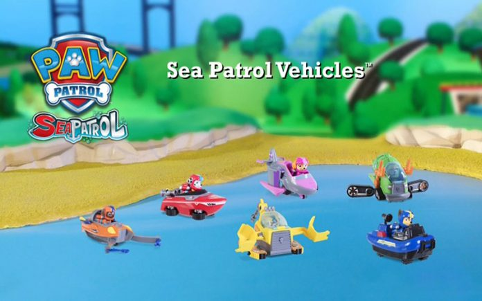 Sea Patrol Vehicles