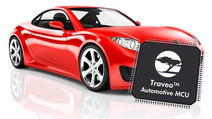 Single-Chip Automotive Microcontroller