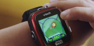 Star Wars Smart Watch by VTech