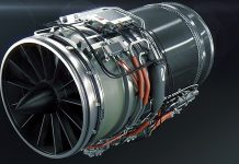 Supersonic Business Jet Engine
