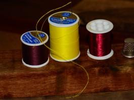 Thread and thimble