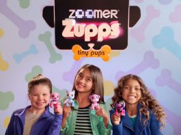Zoomer Zupps Tiny Pups